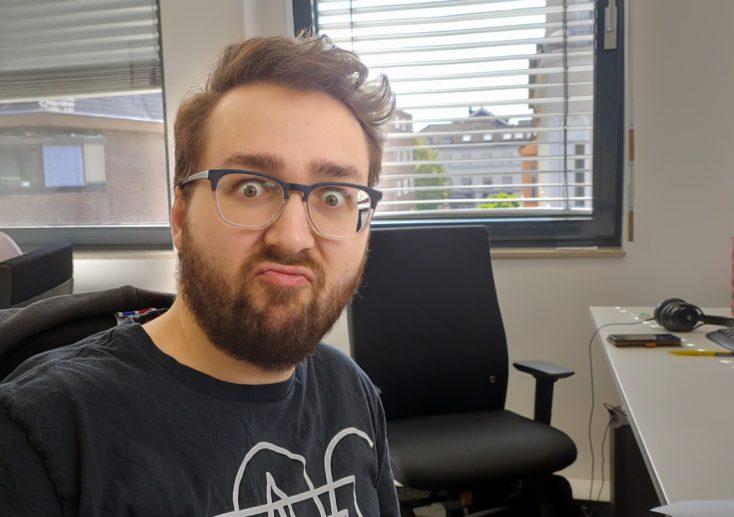 Realme X Testfoto Hauptkamera Fehler