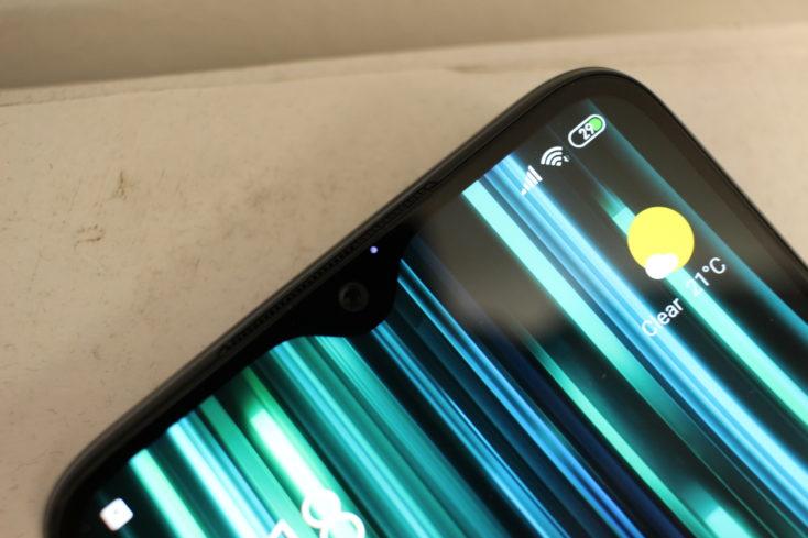 Redmi Note 8 Pro Benachrichtigungs LED