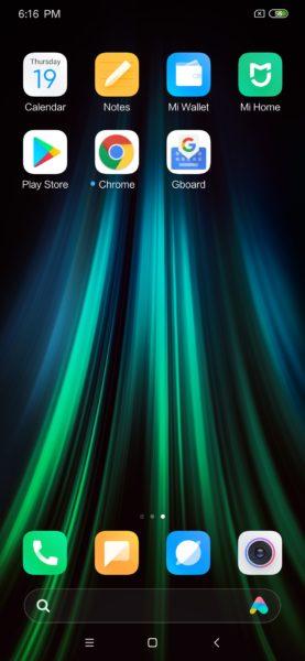 Redmi Note 8 Pro Google Dienste TS