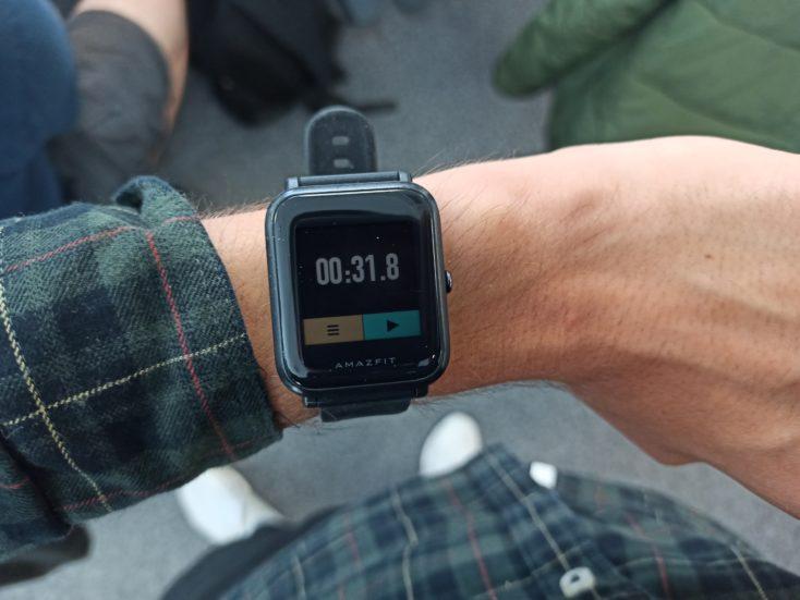 Redmi Note 8 Pro Hauptkamera Testfoto Uhr