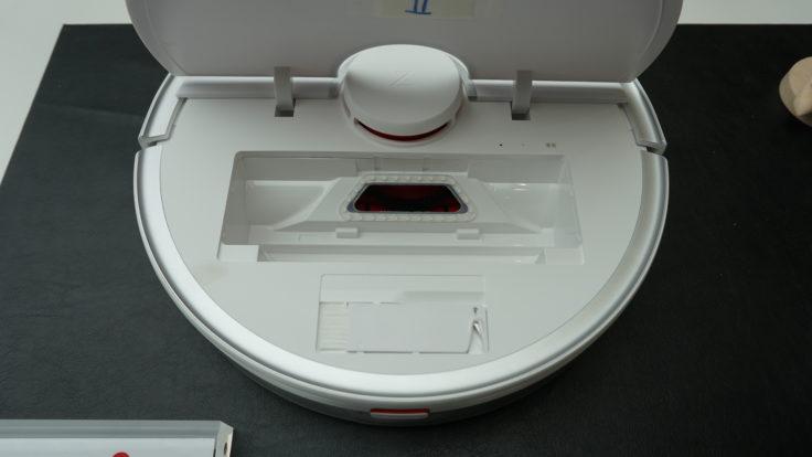 Roborock S5 Max Saugroboter IFA Klappe