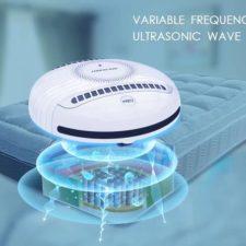 Rockubot Roboter Milben UV-Licht