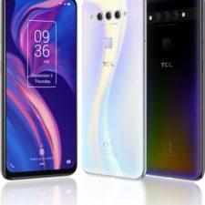 TCL Plex Smartphone Design Rückseite