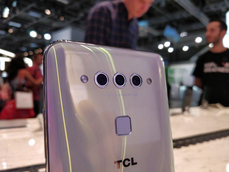 TXL Plex Triple-Kamera
