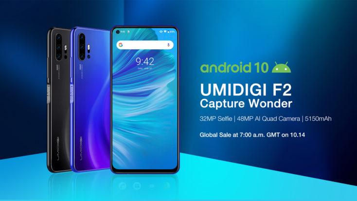 UMIDIGI F2 Smartphone Specs