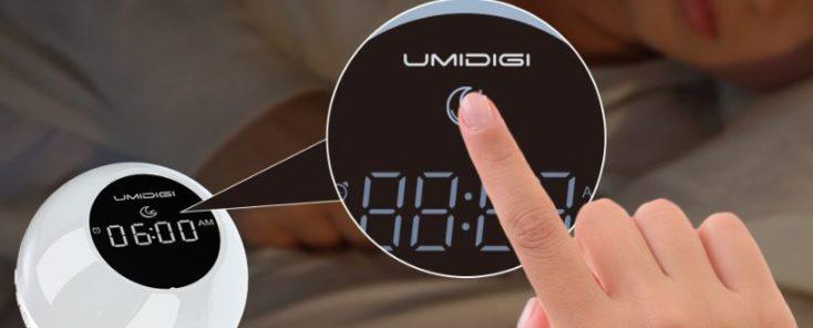 UMIDIGI Uwake LED-Display