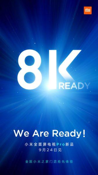 Xiaomi 8K Smart TV