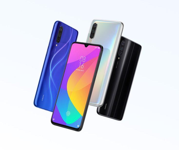 Xiaomi Mi 9 Lite Farben