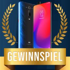 Xiaomi Mi 9T Pro Gewinnspiel Beitragsbild