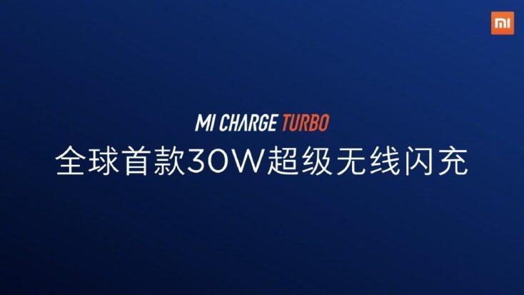 Xiaomi Mi Charge Turbo 30W