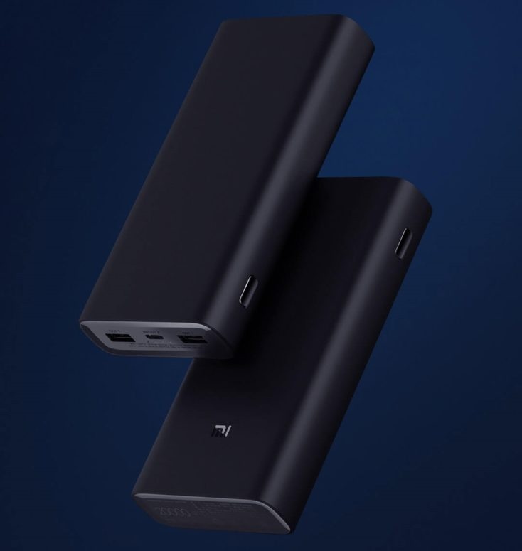 Xiaomi Powerbank 20.000 50W