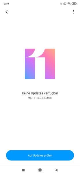 Xiaomi Mi9T MIUI11
