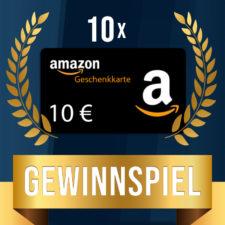 CG Amazon Gutschein Gewinnspiel Beitrag