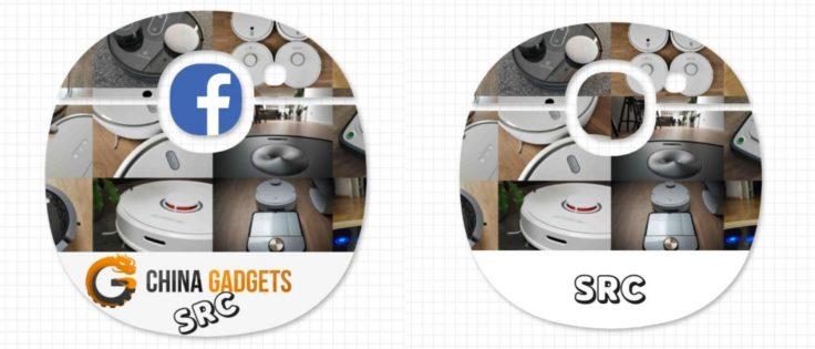DeinDesign Ecovacs Deebot Ozmo 950 Saugroboter Sticker selbst gestalten Idee