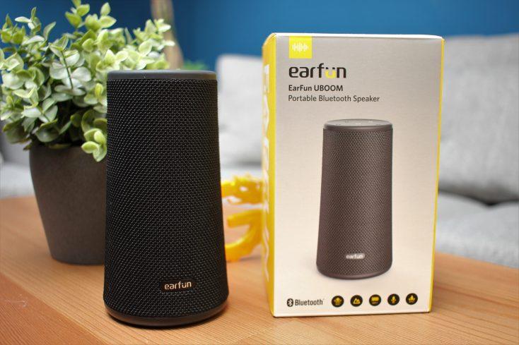 EarFun UBOOM Bluetooth Lautsprecher
