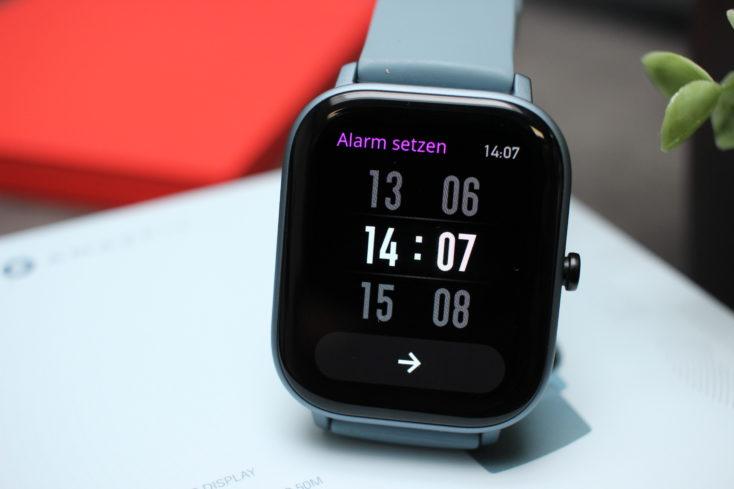Huami Amazfit GTS Smartwatch Wecker