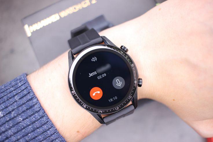Huawei Watch GT 2 Anrufen