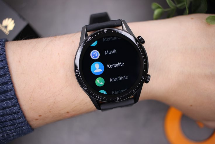 Huawei Watch GT 2 Apps