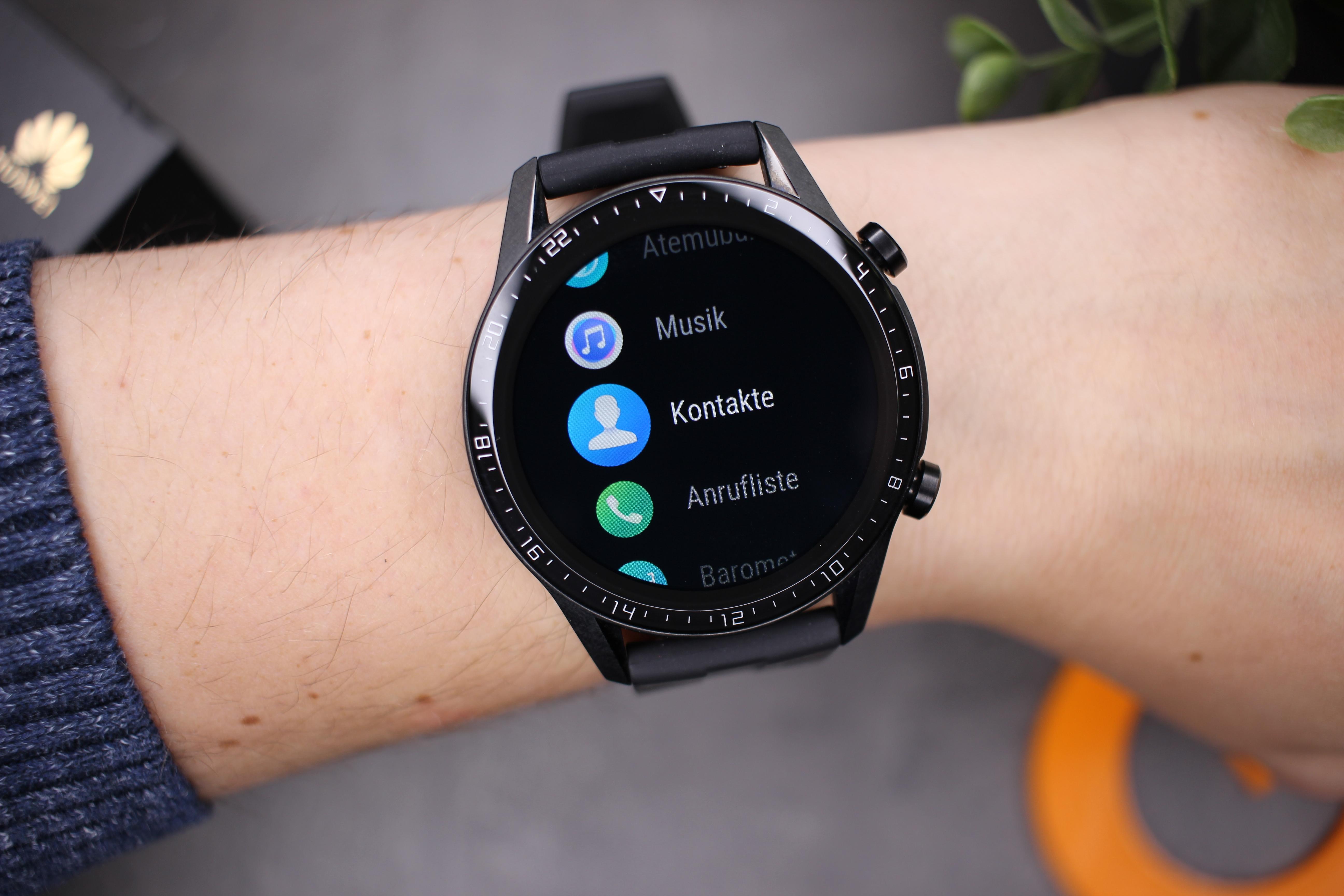 huawei smartwatch 2 musik speichern