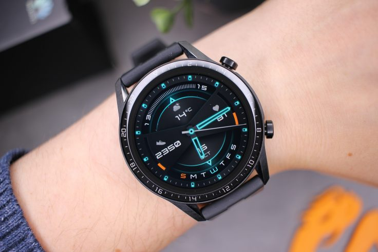Huawei Watch GT 2 Display