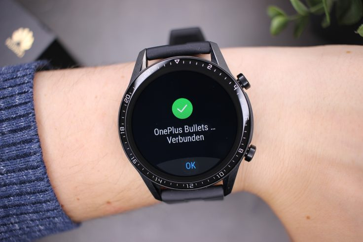 Huawei Watch GT 2 Kopfhoerer Bluetooth