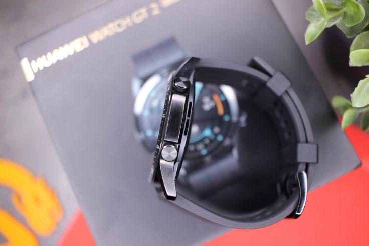 Huawei Watch GT 2 Seite Design