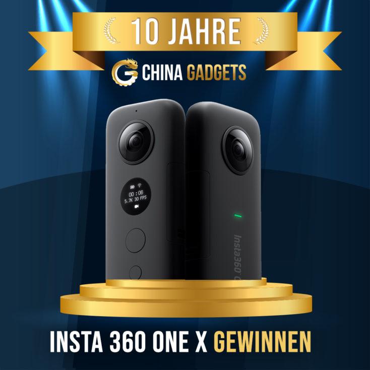 Insta 360 One X Social Media