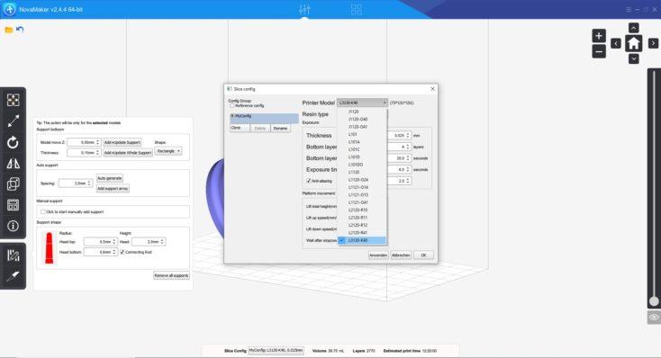 NovaMaker Screenshot 2