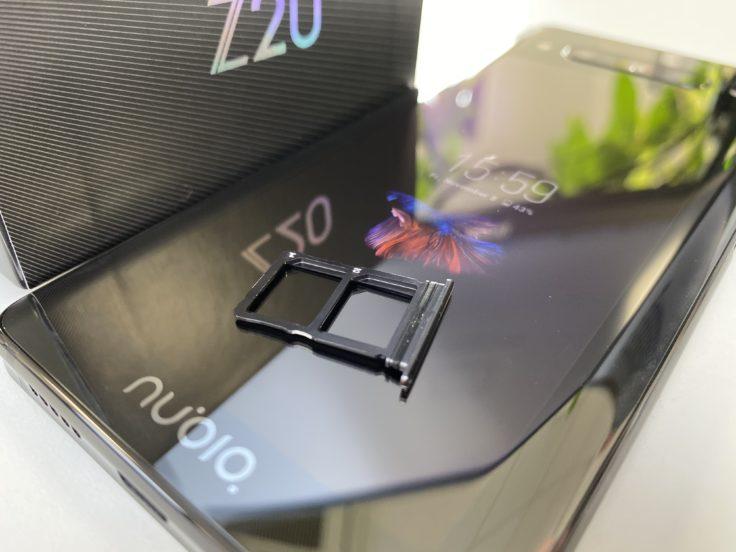 Nubia Z20 Dual SIM