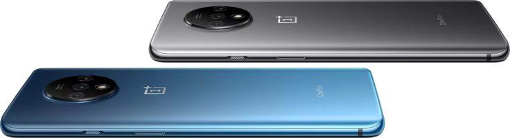 OnePlus 7T Farben