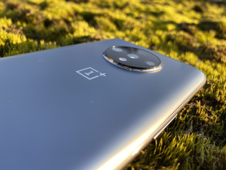 OnePlus 7T Kamera Bump