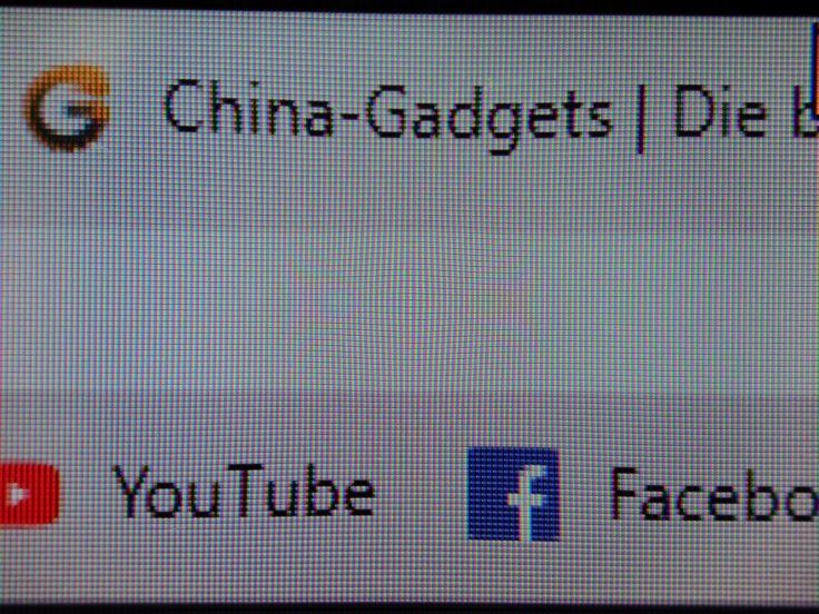 OnePlus 7T Makro Bildschirm