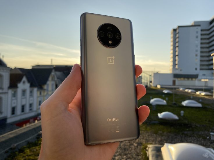 OnePlus 7T Rueckseite