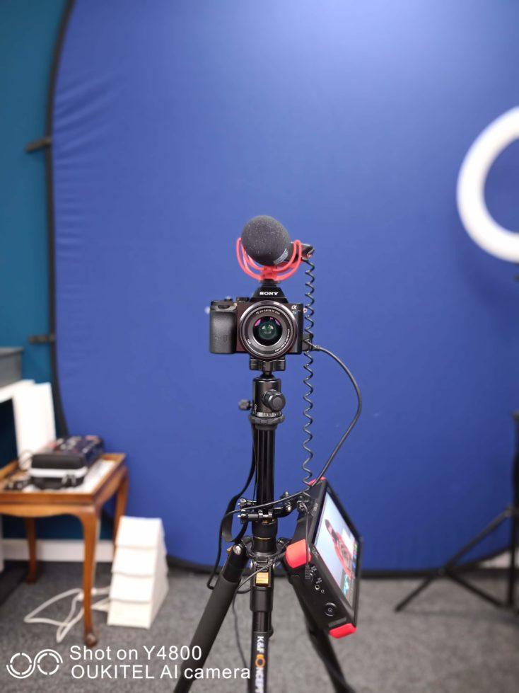 Oukitel Y4800 Hauptkamera Testfoto Schärfe