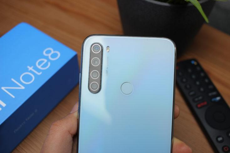 Redmi Note 8 Smartphone Quad-Kamera 1