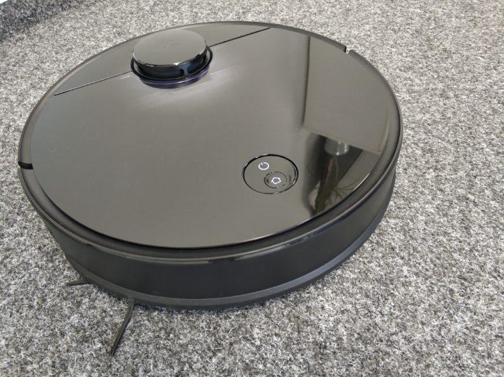 Roborock S4 Saugroboter Teppich