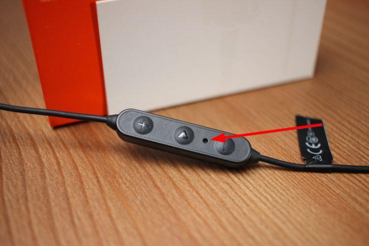 TaoTronics TT-BH072 Mikrofon