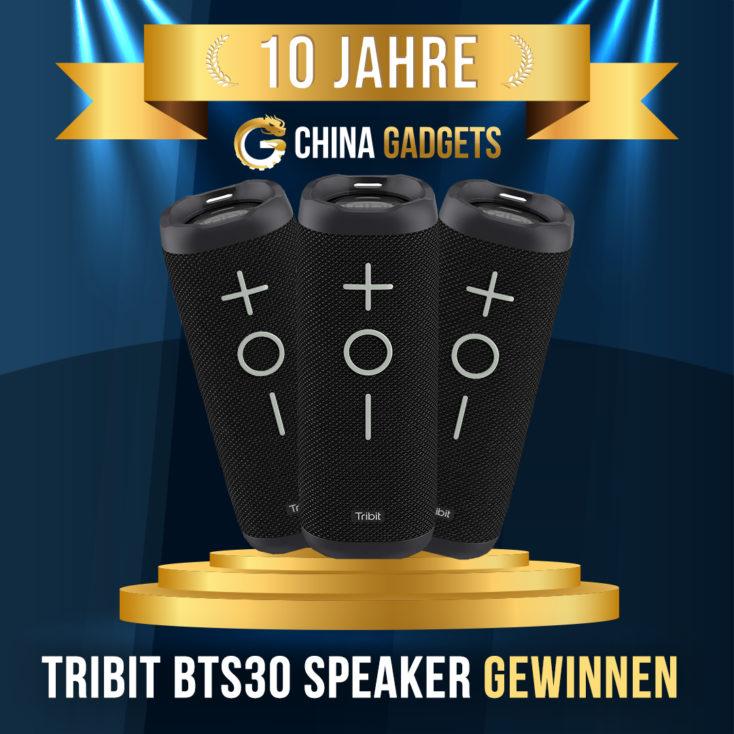 Tribit BTS30 Speaker Social