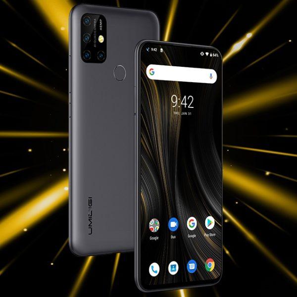 Umididgi Power 3 Smartphone