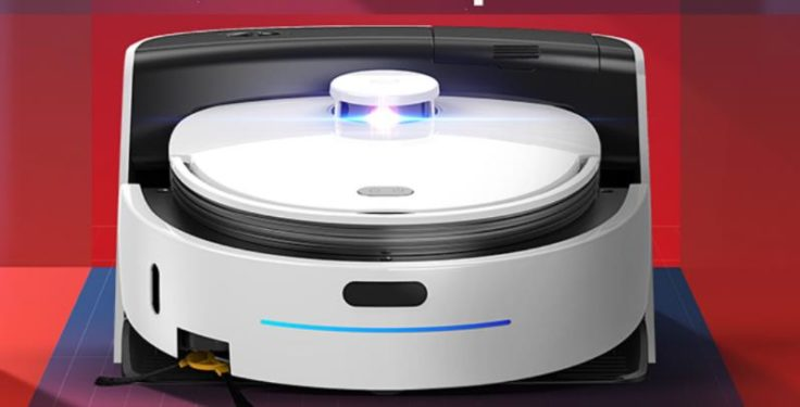 Veniibot N1 Saugroboter Optik