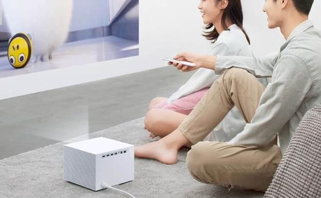 Xiaomi Mi Projector Vogue Edition Heimkino