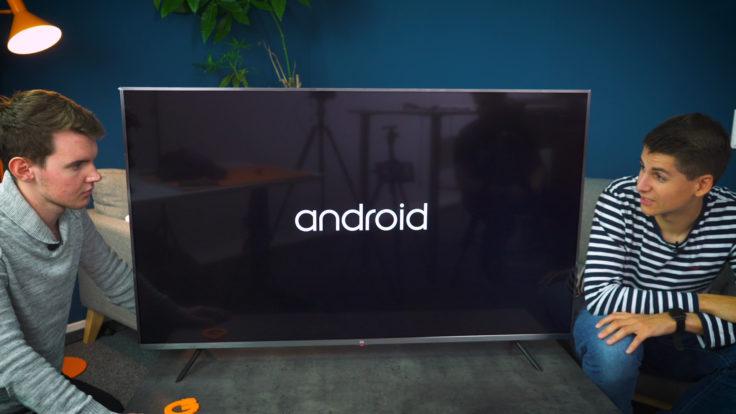 Xiaomi Mi TV 4S Android TV 9