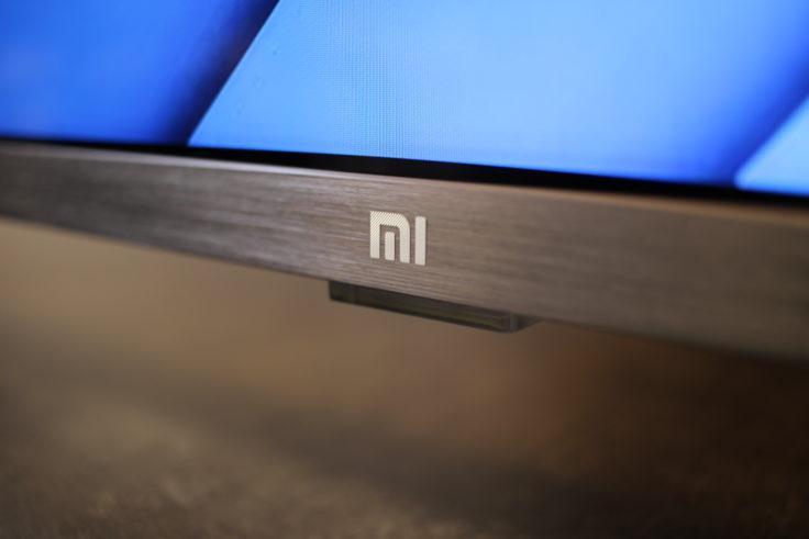 Xiaomi Mi TV 4S Mi Logo