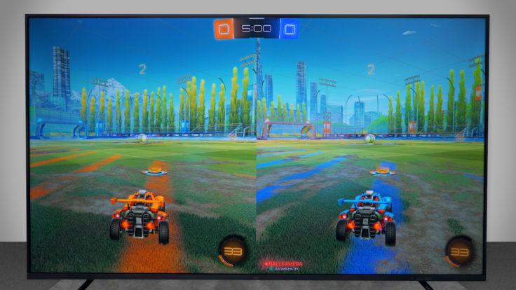 Xiaomi Mi TV 4S Rocket-League