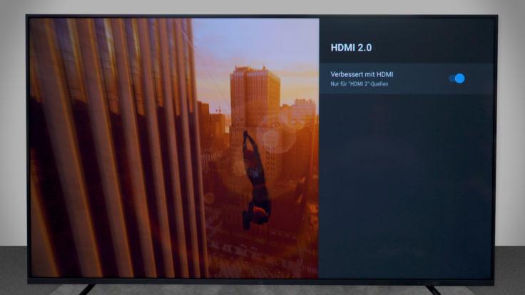 Xiaomi Mi TV 4S Verbessert-mit-HDMI 2.0