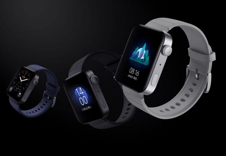 Xiaomi Mi Watch Smartwatch 3