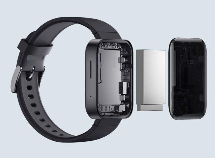 Xiaomi Mi Watch Smartwatch Akku