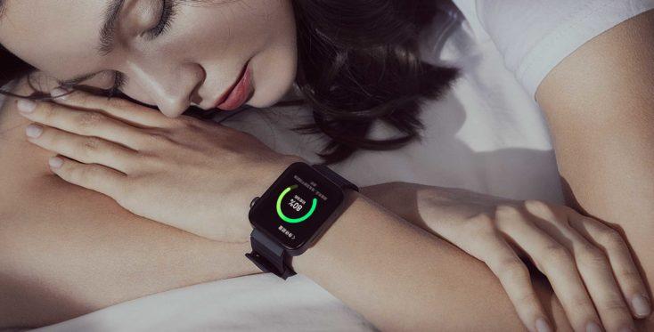 Xiaomi Mi Watch Smartwatch Gesundheit