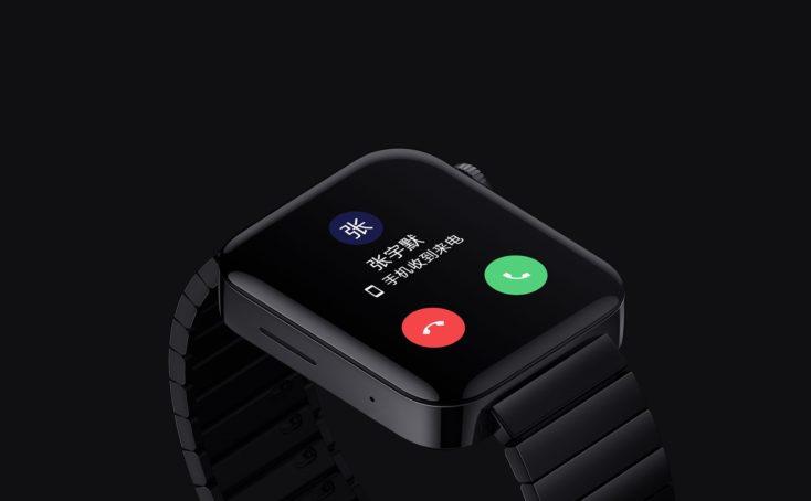 Xiaomi Mi Watch Smartwatch telefonieren