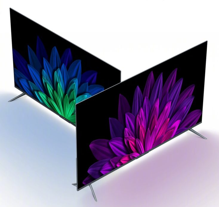 Xiaomi TV5 erstes Bild